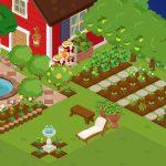 ピグライフ、夏野菜のクエスト