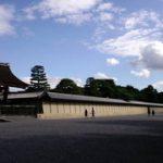 けいおん!聖地と古都巡礼記(5) 京都御所・平等院編